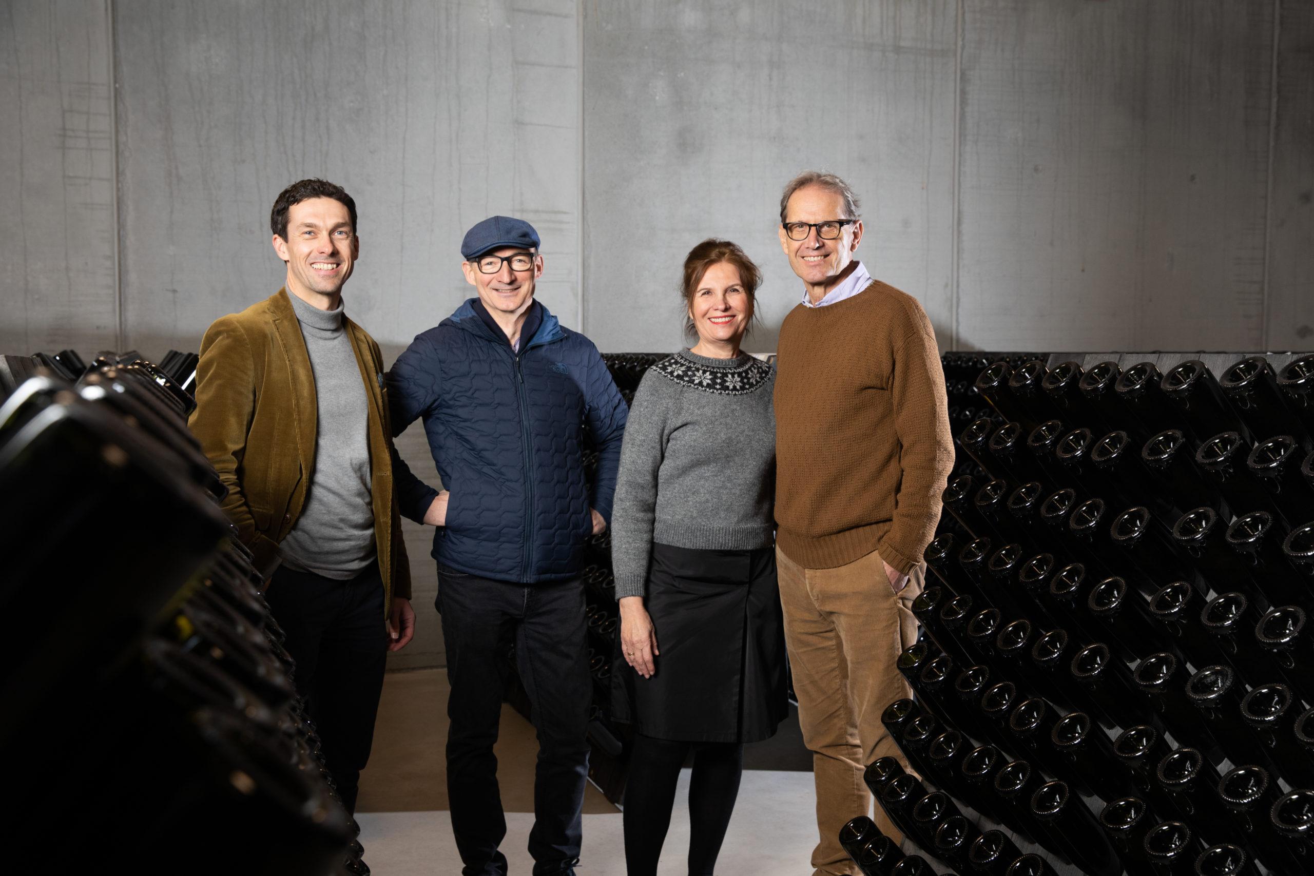 Equipe Weingut Bründlmayer
